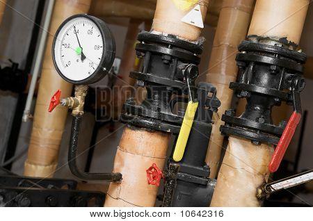 Heizung System Heizungsraum Ausrüstungen