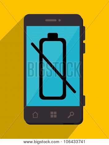 Battery recharging smartphone design