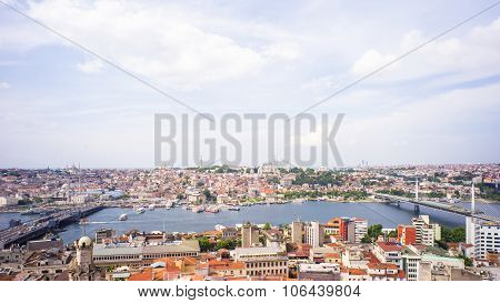 Eminönü District Between Bridges, Istanbul