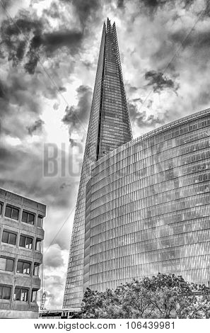 Shard London Bridge, Iconic Landmark Of London