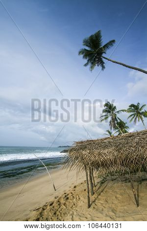 Tangalle Beach Landscape, Sri Lanka