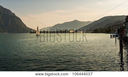 Lake Iseo View