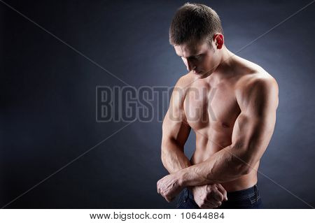 Strong Guy