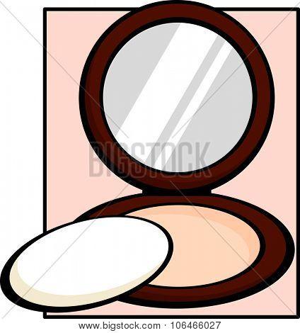powder base makeup