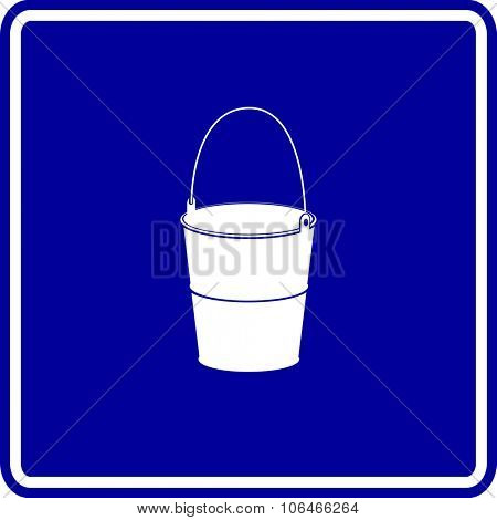 bucket sign