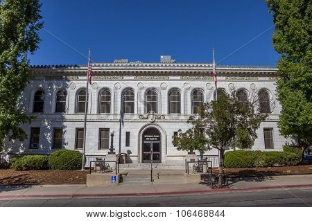 Superior Court In The Historical Center Of Placerville