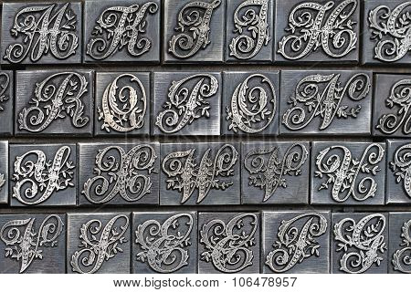 Printers Letters