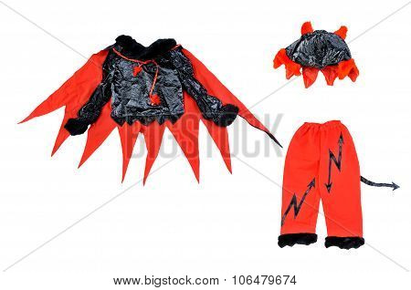 Halloween Outfit - Little Devil