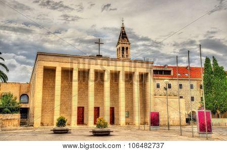 Gospe Od Zdravlja Church In Split - Croatia
