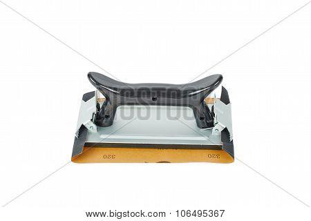 Sandpaper Holder