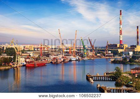 Shipyard Industry