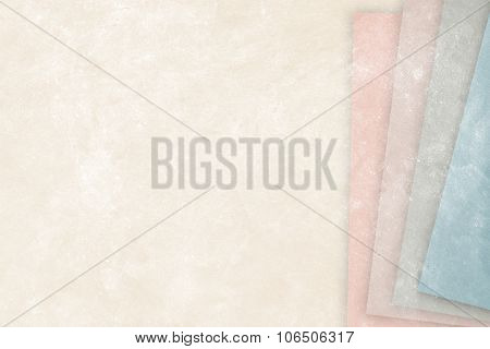 Pastel background texture combine with marble texture.