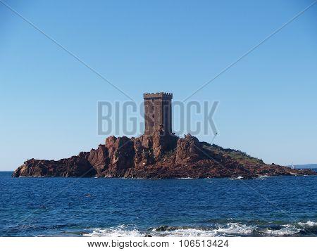 Golden island