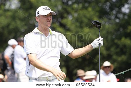 Michael Hoey  (eng) At  The Golf French Open 2015