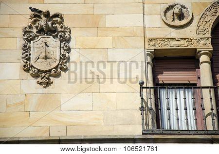 Detail of a facade 20