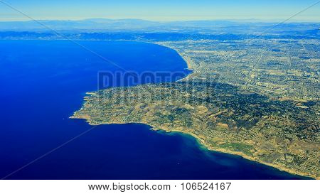 Rancho Palos Verdes From Top