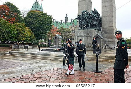 Tomb Of The Unknown Soldier Ottawa