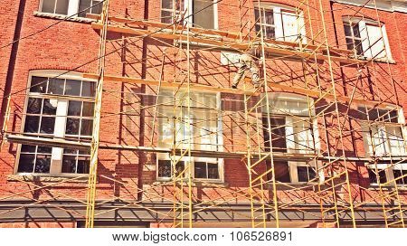 Scaffolding Building Construction