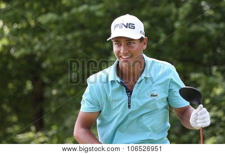 Hubert Tisserand (fra) At  The Golf French Open 2015