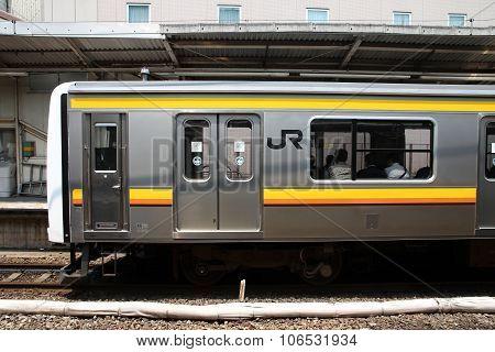 Jr Central Train