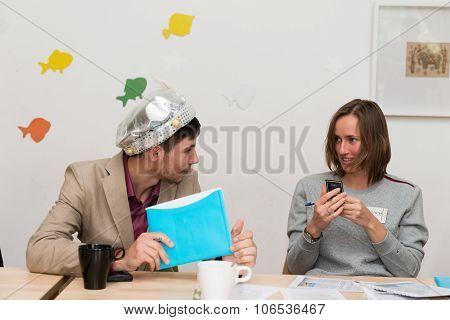 Social quest game