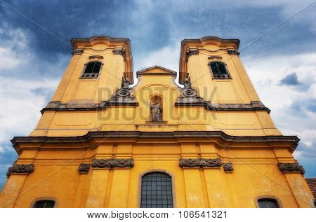 Minorite Church Of Eger, Hungary