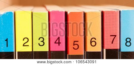 Colered Numbers