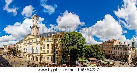 Lviv - The Historic Center Of Ukraine