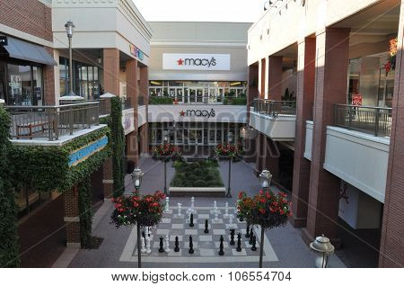 Short Pump Town Center in Virginia
