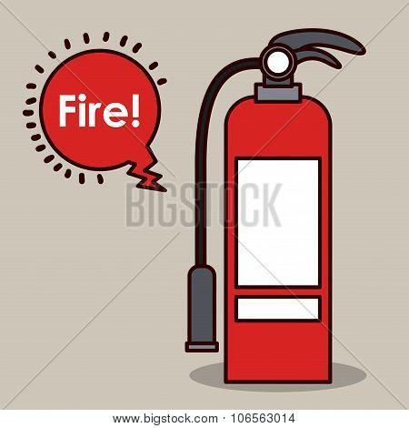fire extinguisher design