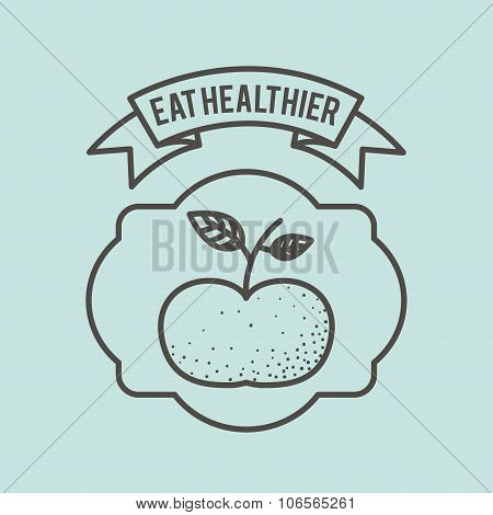 eat healthier design