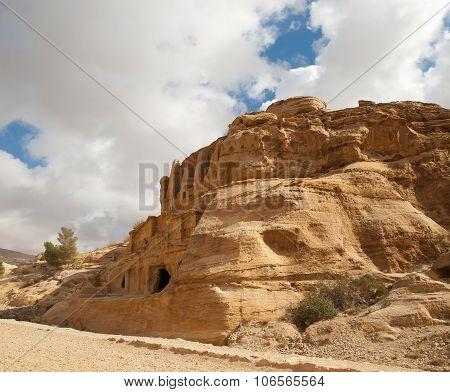 Landscape Is Near Petra