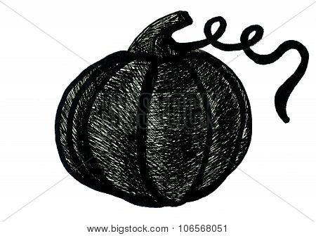 Halloween Holiday Pumpkin