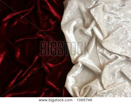 Red And White Velvet