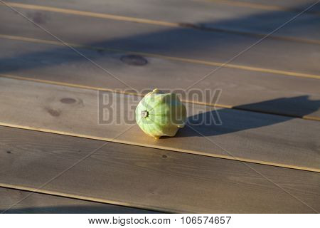 Squash On The Table