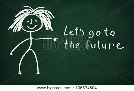 Let's Go To The Future