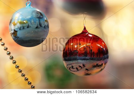 Christmas Decoration Toy