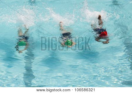 Child Swim Lessons