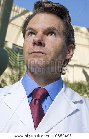 Successful Medical Doctor