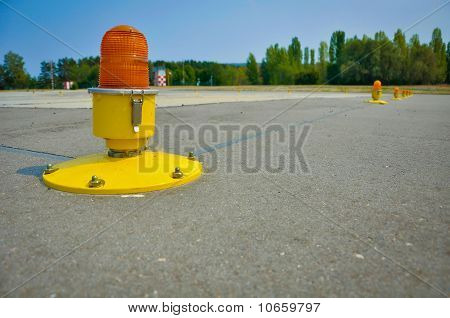 A Helicopter Landing Pad