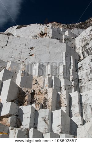 Marble Extraction