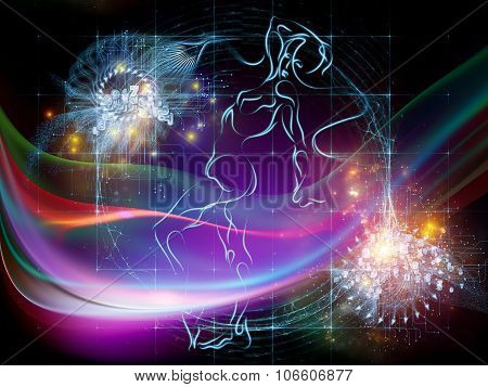 Glow Of Mathematics