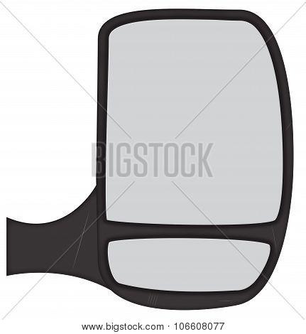 Van Side Mirror