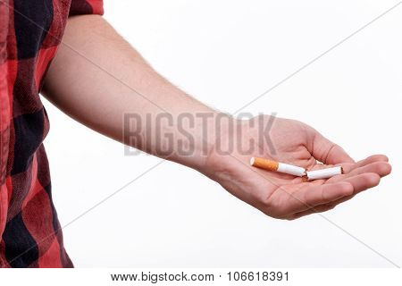 Smoking is very harmful for our health