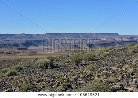Fish River Canyon -namibia, Africa