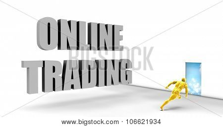 Online Trading as a Fast Track Direct Express Path