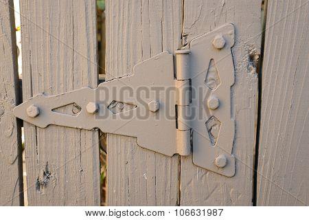 Door And Fence Hinge