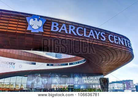 Barclays Center -  Brooklyn, New York