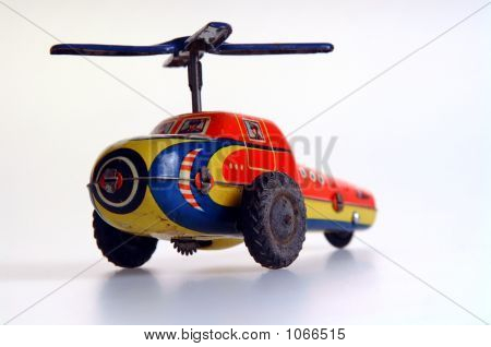 Tin Toy Helicoptor