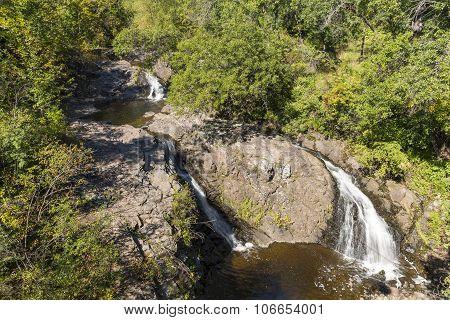 Chester Creek Falls